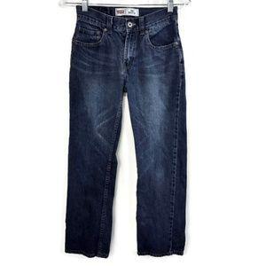 Levi's 505 Regular Boys 14 Slim Blue Denim